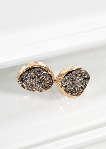 Blanche Stud Earrings