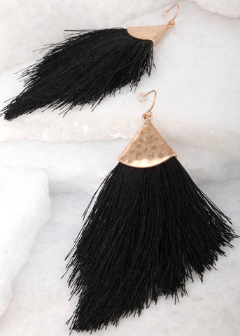 Jones Tassel Earring