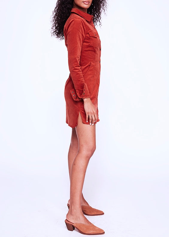 Dynomite Mini Dress