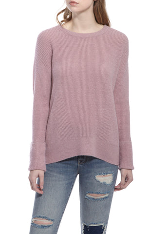 Lilac Bloom Sweater
