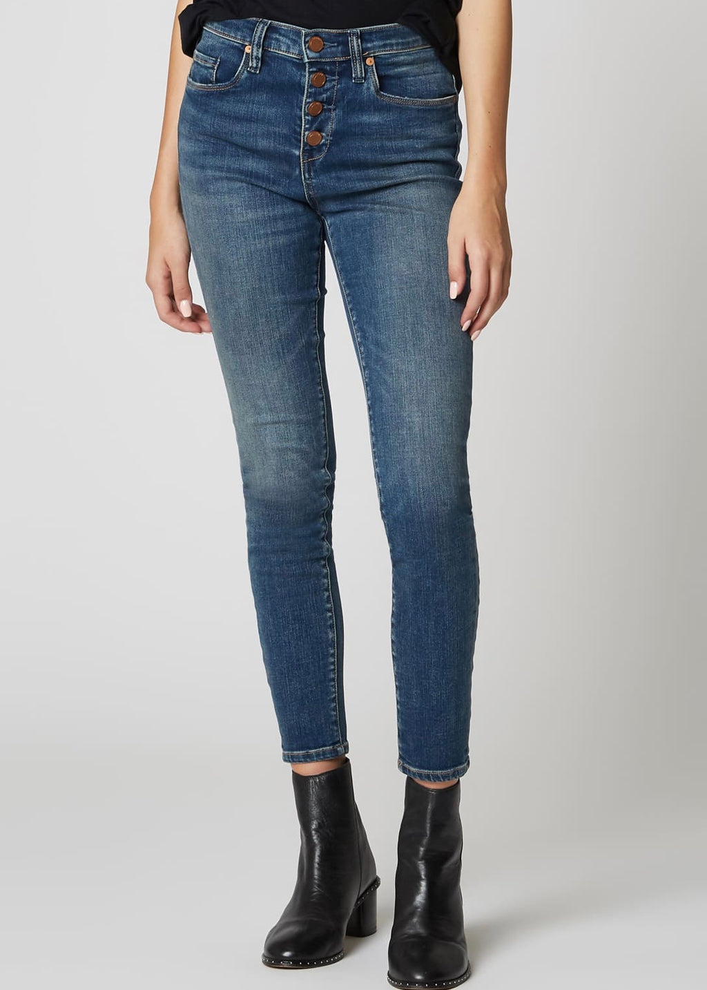 Vendetta High Rise Skinny
