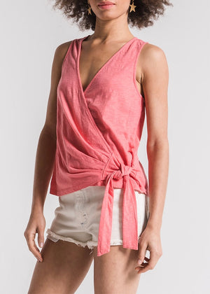The Muse Wrap Tank