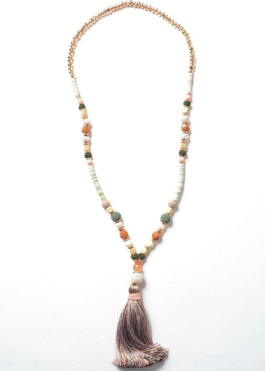 Moroccan Chic Necklace
