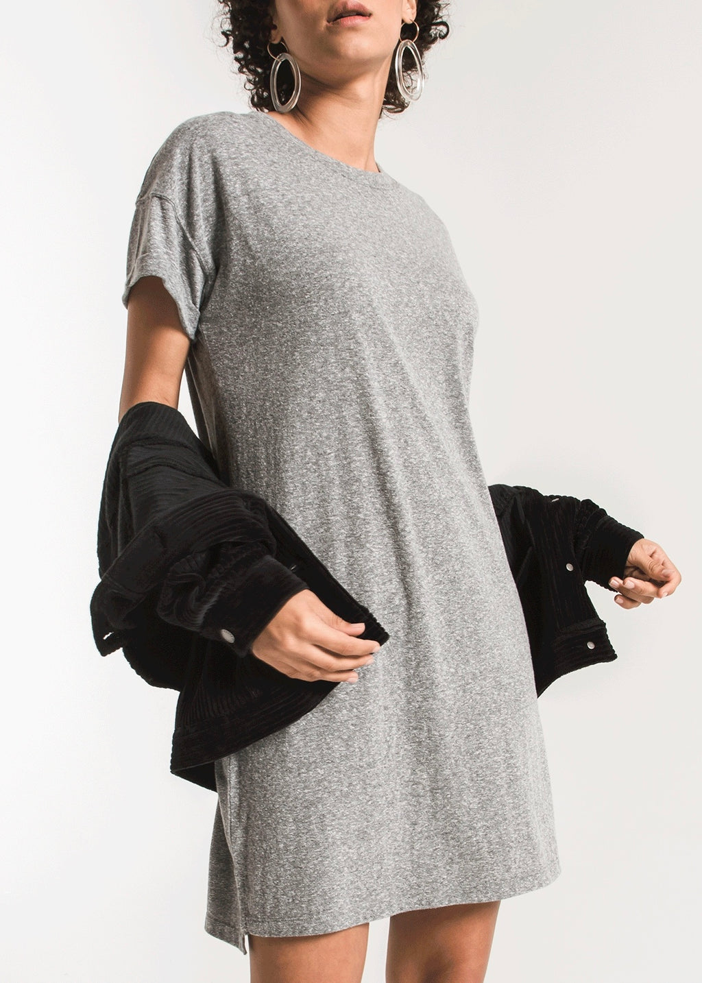 The Triblend T-Shirt Dress