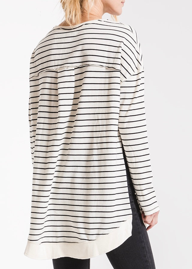 The Striped Weekender