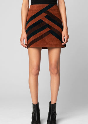 Walk The Line Skirt