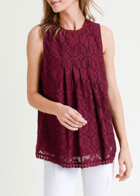 gameday outfit, burgundy lace blouse, lace blouse, lace tank, fall tank, a&m gameday tops, a&m tank top, women's blouses, women's tank tops, fall tops