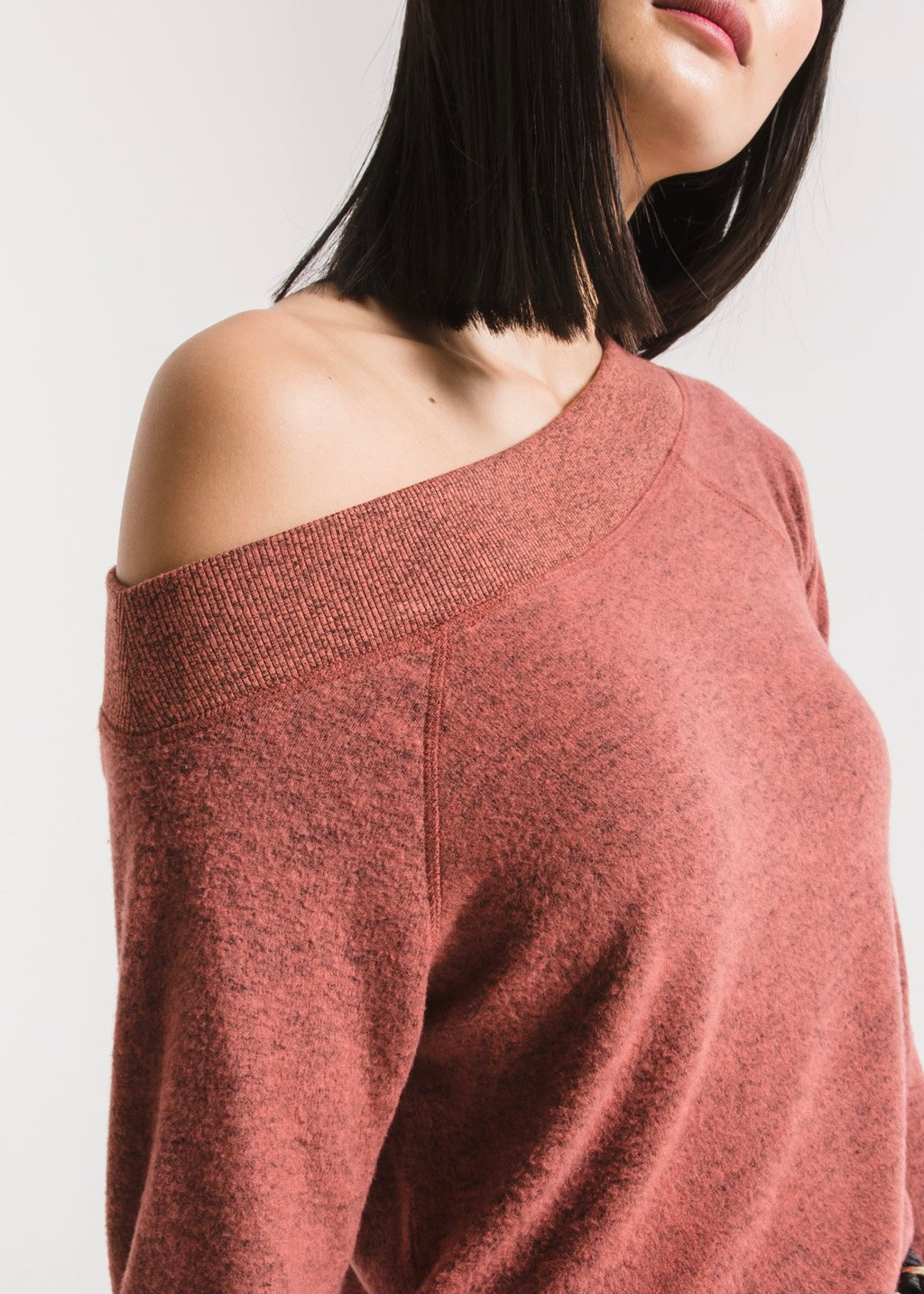 The Marled Sweater Knit