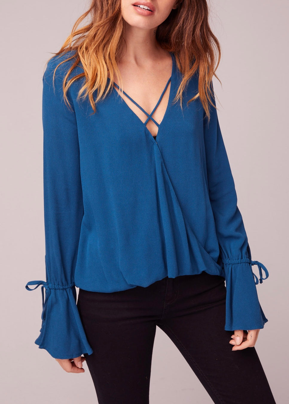 Rome Bell Sleeve Top