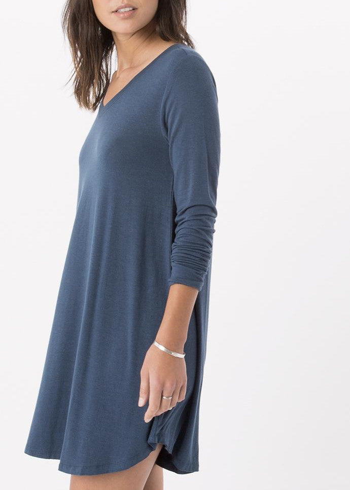 The L/S Breezy Dress