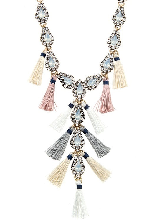Ainsley Statement Necklace