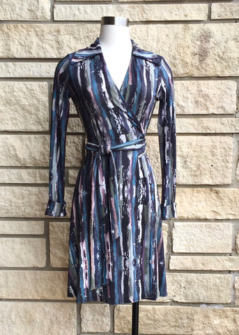 Hemphill Wrap Dress
