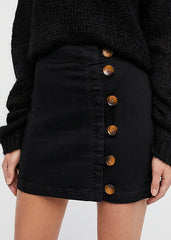 Little Daisies Mini Skirt