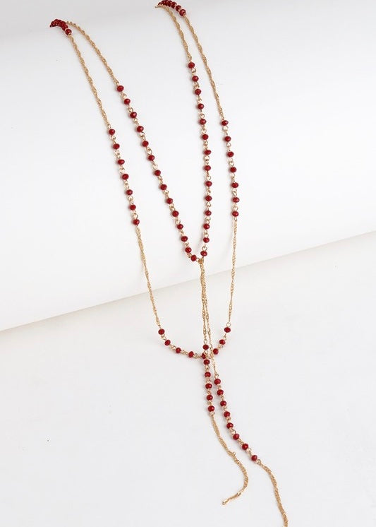 Clarisa Layered Necklace