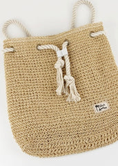 Beach Bucket Bag
