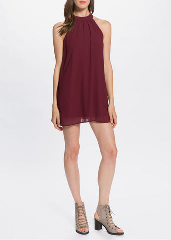 Ibis Mock Neck Dress