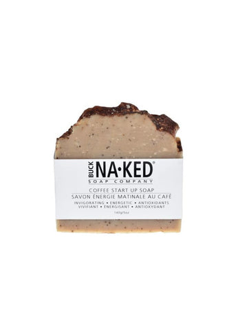 Buck Naked Soap