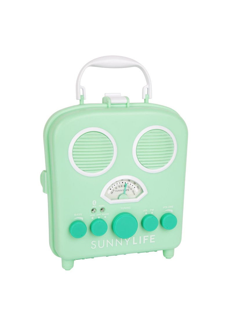 Beach Sounds Speaker & Radio