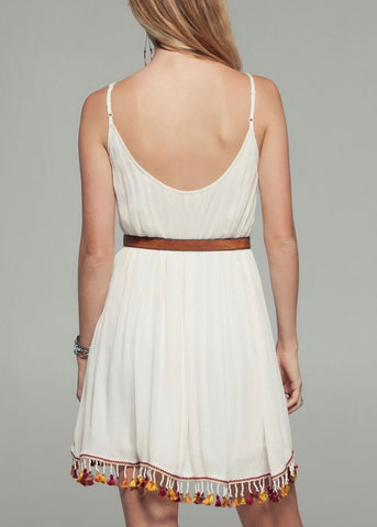 Kinsey Tassel Dress
