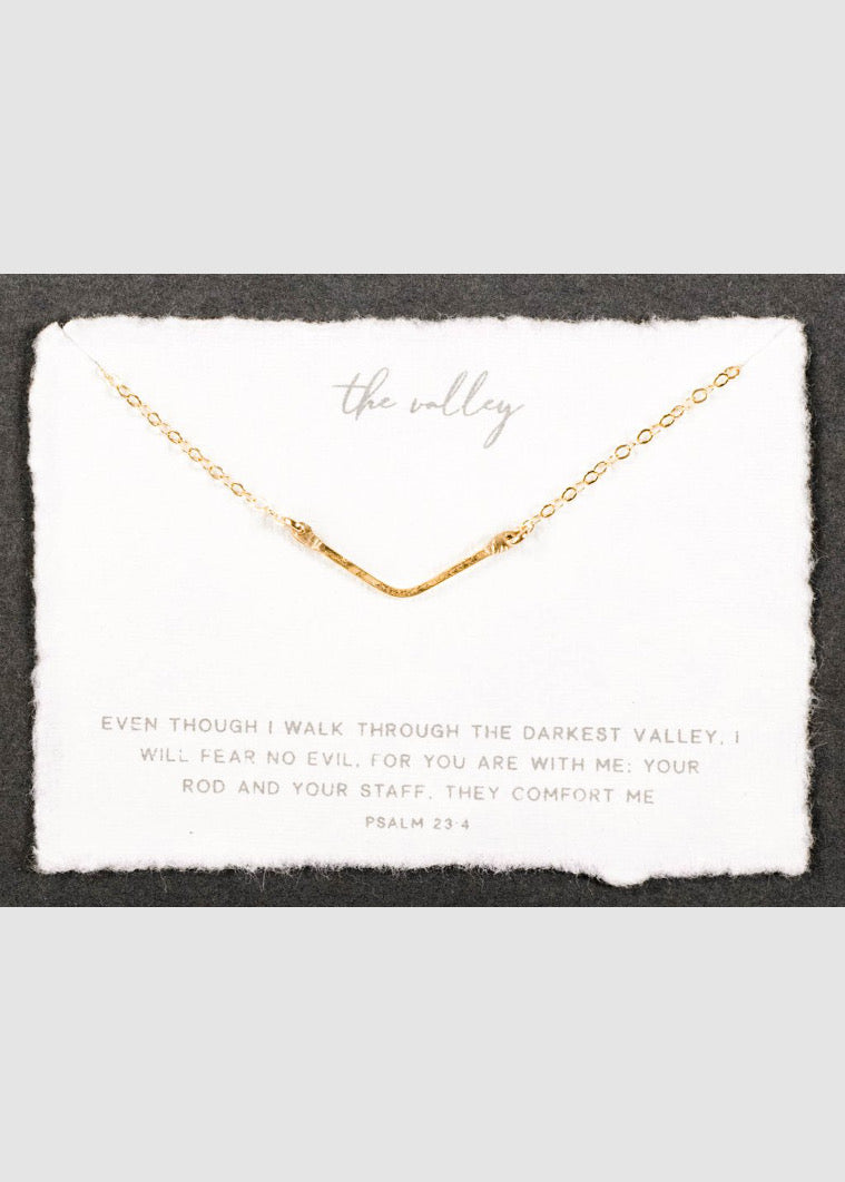 The Mini Valley Necklace