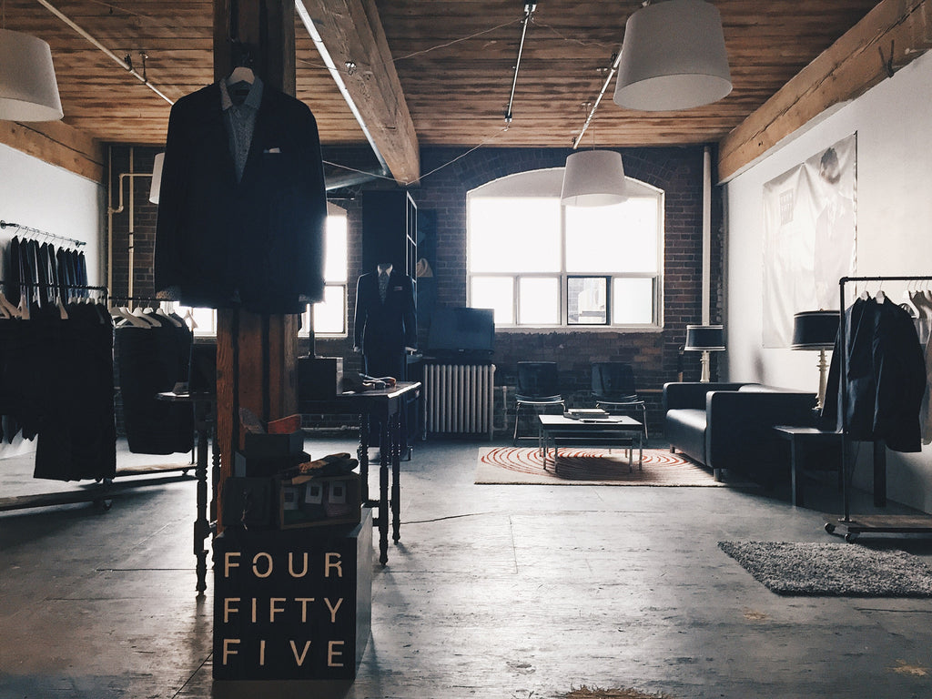 This Just In: Four Fifty Five Studio Open Now
