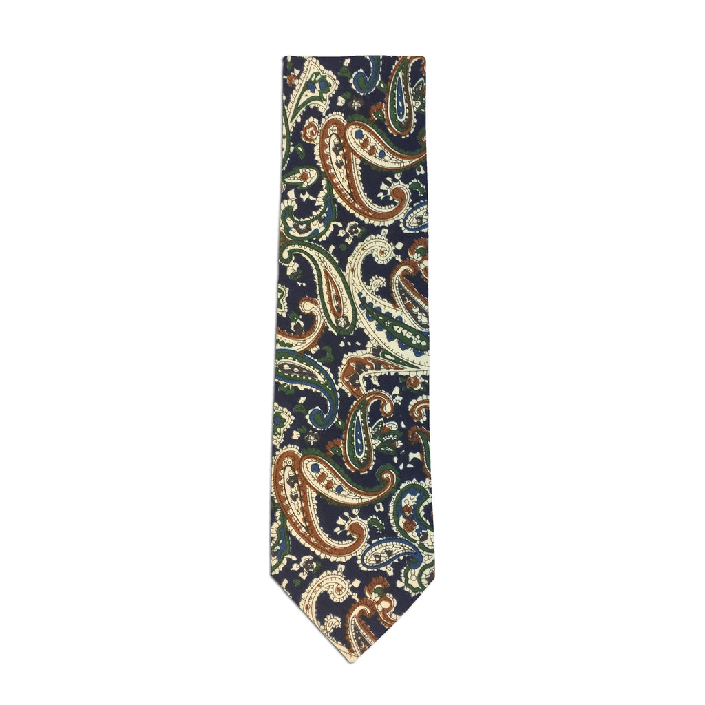 Four Fifty Five Garrison Tie
