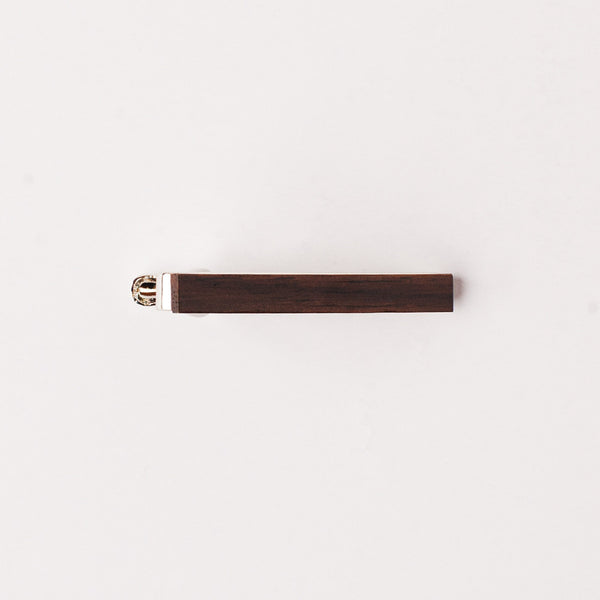 Dark Wood Tie Bar