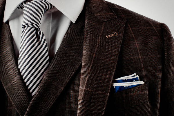 Layton Pocket Square