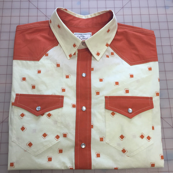 Austin Game Day Men's Western Shirt