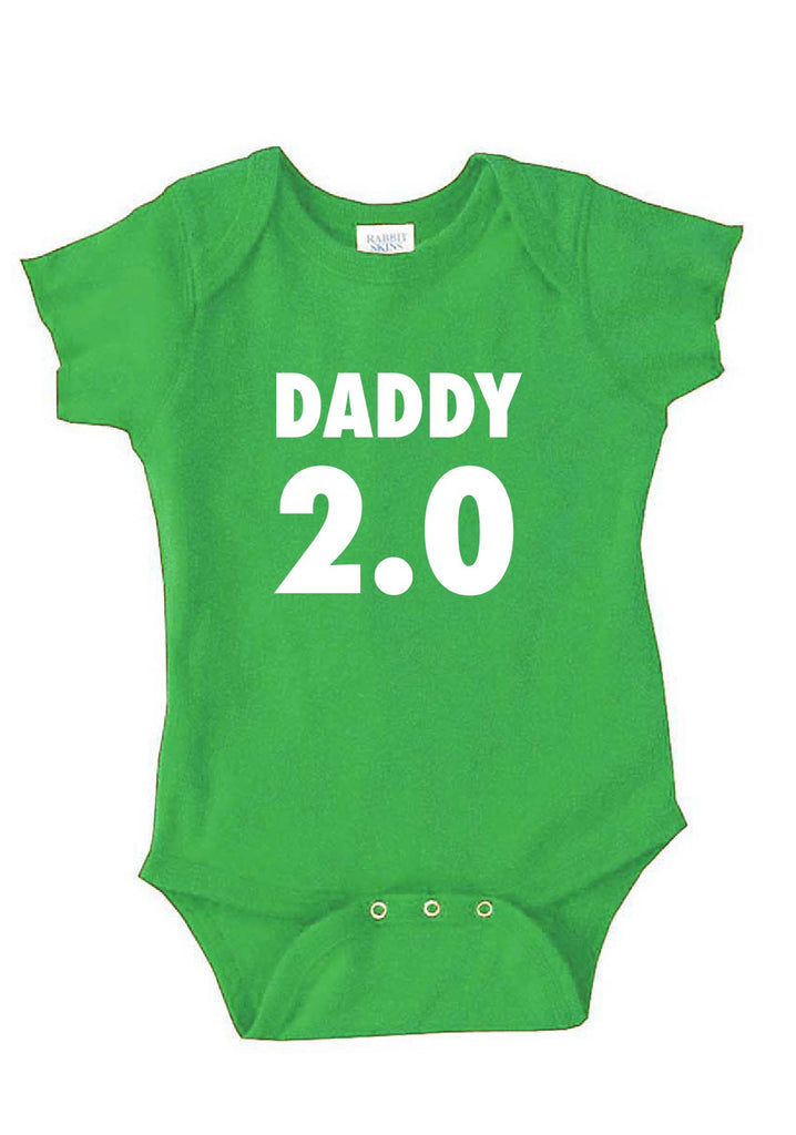 "Infant ""Daddy 2.0"" Onesie"