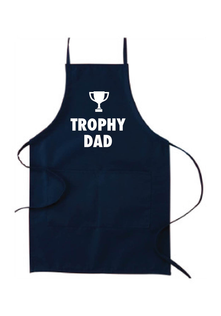 Trophy Dad Apron