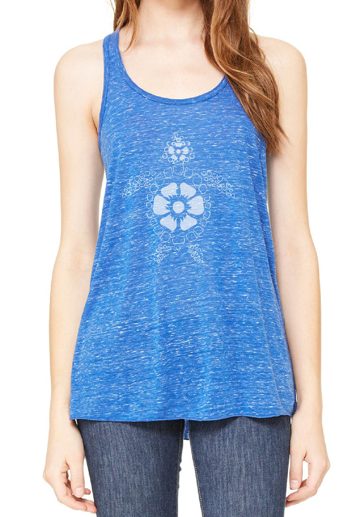 Women's Beach Turtle Tank