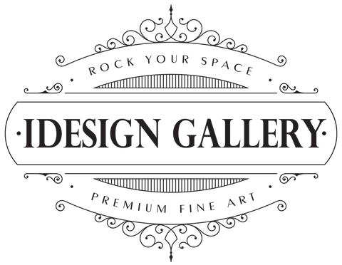 idesign gallery logo, artsy office, i design gallery, idesigngallery