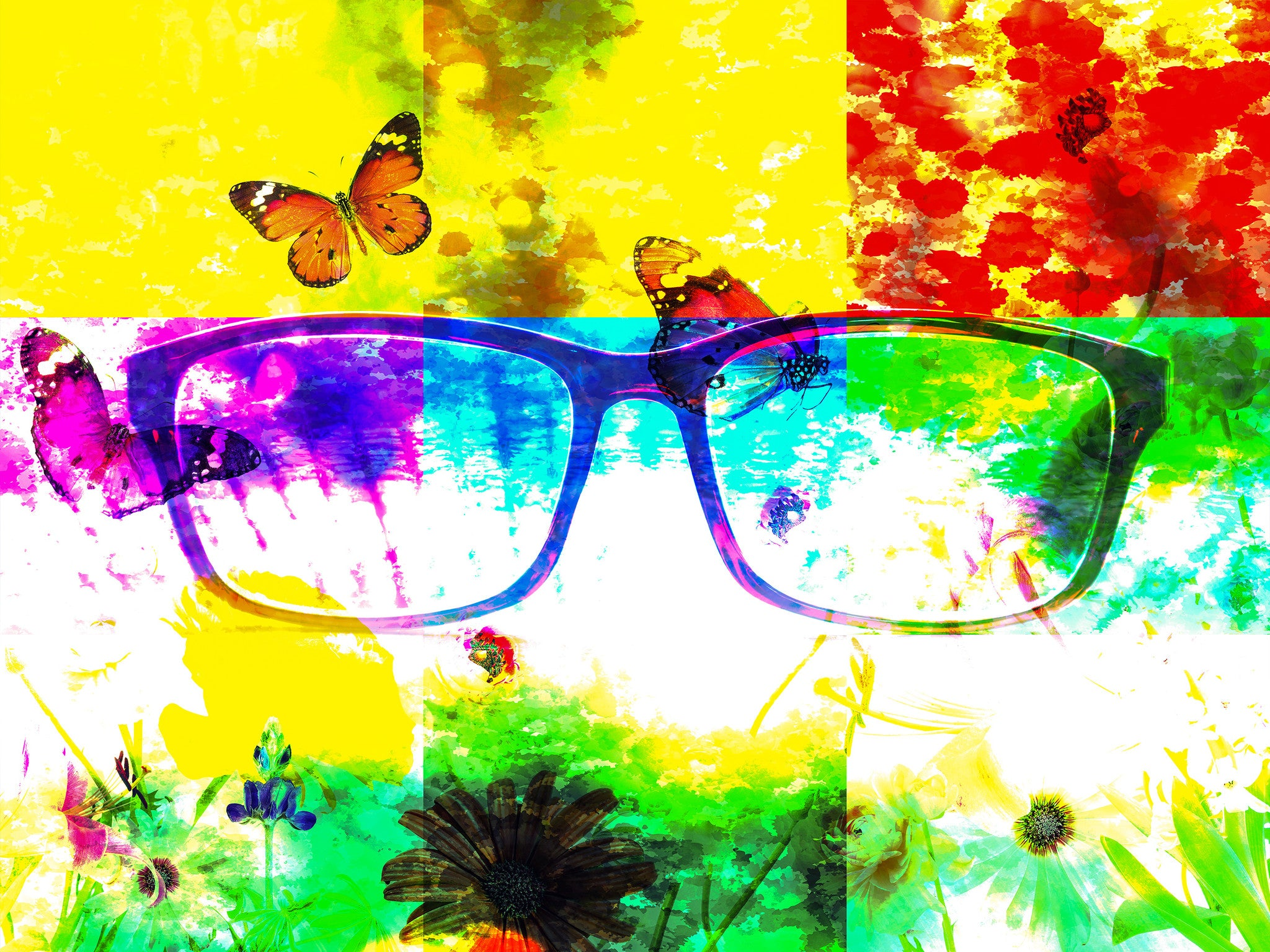 Brand-new I Love Beach With Translucent Phoropter - Artsy Office VD32