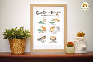 Waffles the Cat Posters