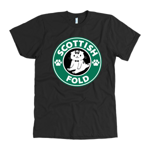 Scottish Fold Coffee Shirt