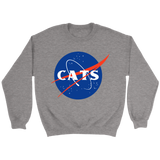 Space Cat Sweater