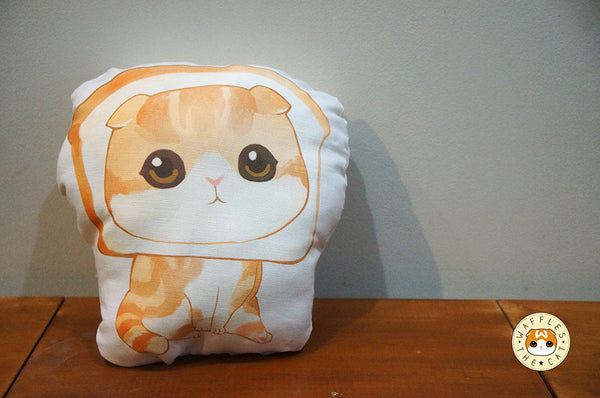 Breadcat Pillow