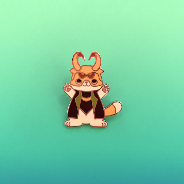 Pin: Lokitty