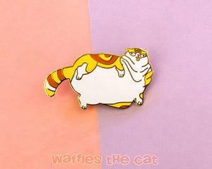 Waffles Blorp Pin