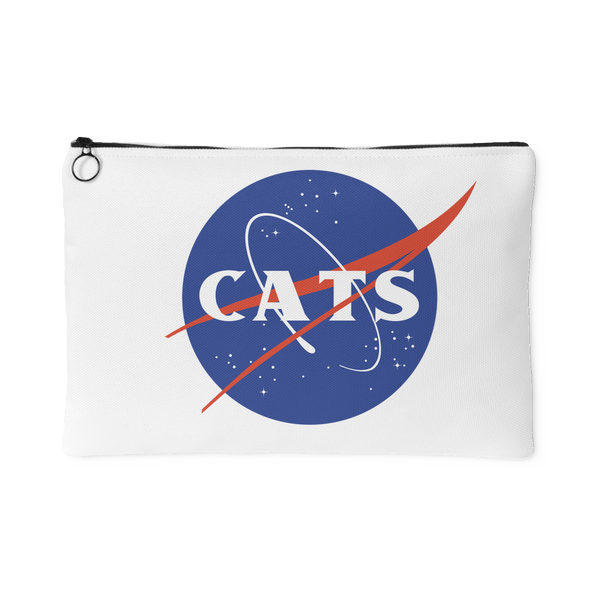 Space Cats Zipper Pouch