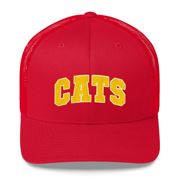 Cats Trucker Cap
