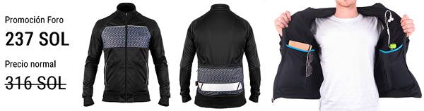 Presentation Urban cycling Jersey Mova