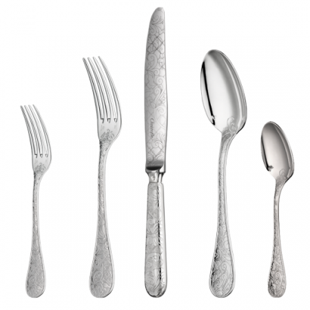 Jardin D'Eden Five Piece Place Setting