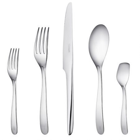 L'ame de Christofle Five Piece Place Setting