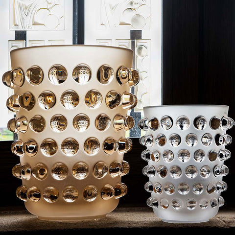 Mossi XXL Vase Gold Luster
