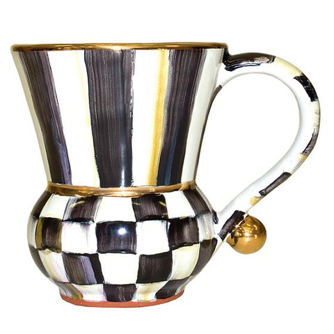 Courtly Check Mug