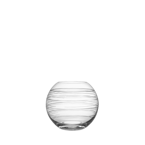 Graphic Vase Round Small