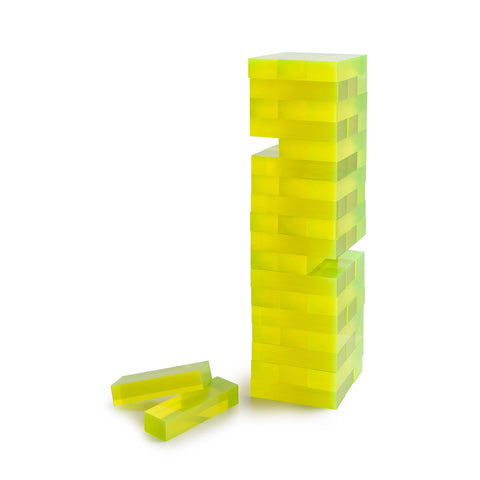 Neon Acrylic Tumble Tower