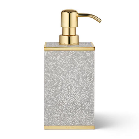 Classic Shagreen Soap Dispenser Dove